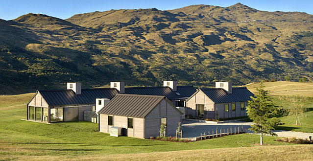 Coronet Peak Mountain Retreat Queenstown NZ