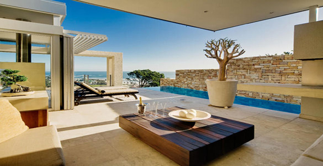Camps Bay South Africa Holiday Rental Home