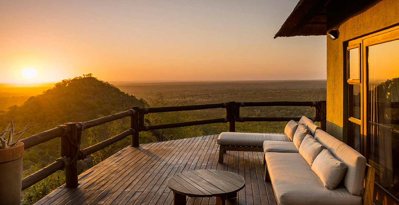 The Rock Lodge at Ulusaba Private Game Reserve South Africa