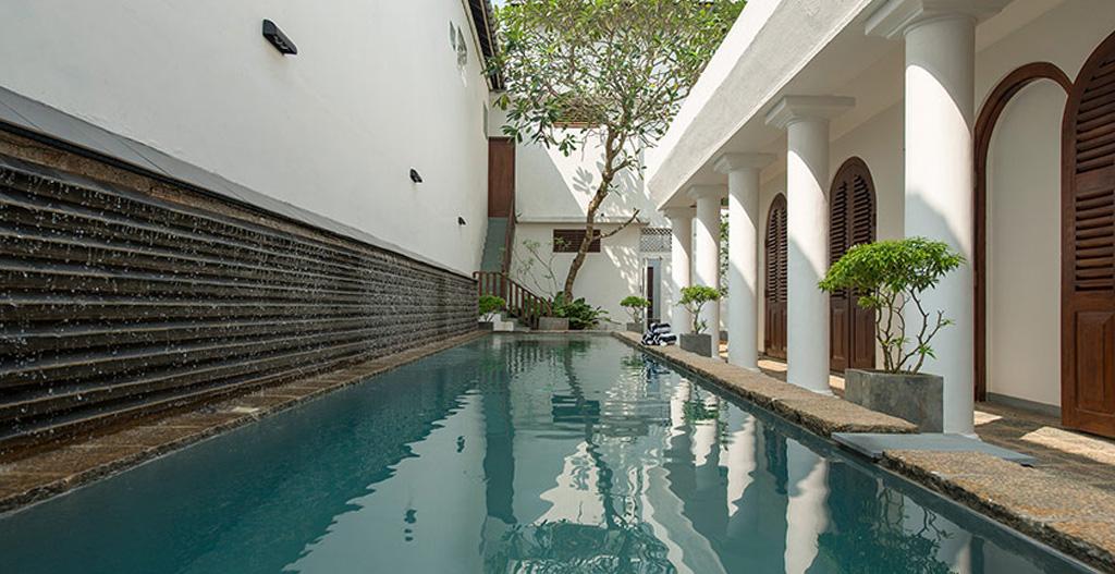 Ambassador s house galle sri lanka vacation rentals for Courtyard designs sri lanka