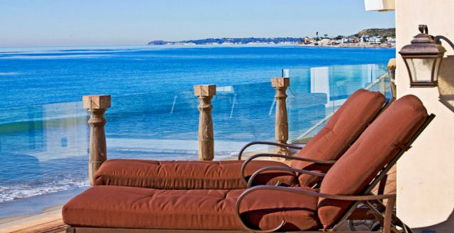 Malibu Colony Beach House Rental Mansion