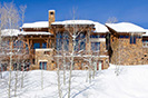 Treehouse On West Fork Aspen Colorado Luxury Vacation Home Close to ski lifts