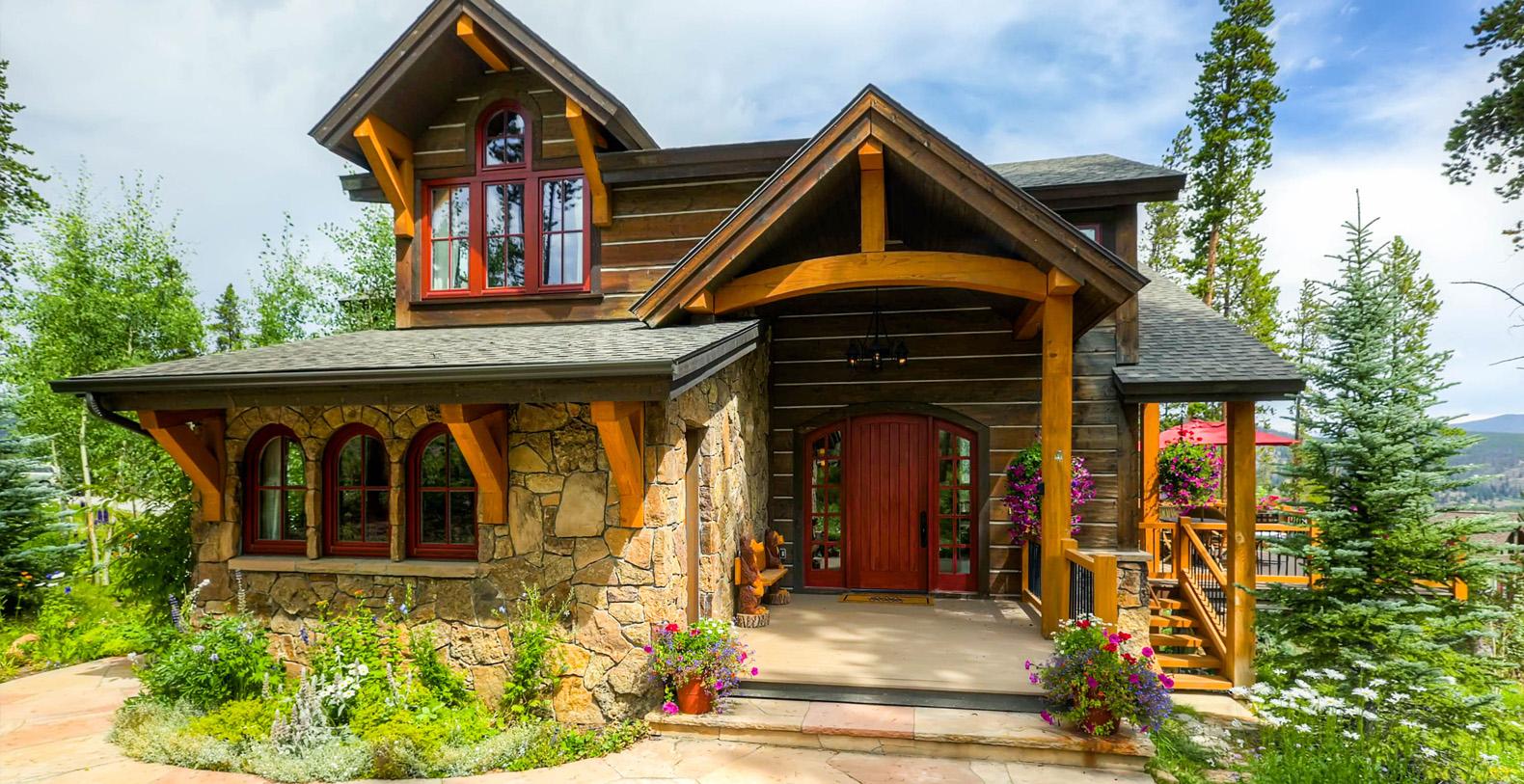 Colorado Vacation Rentals - Aspen Chalet Rentals - Luxury