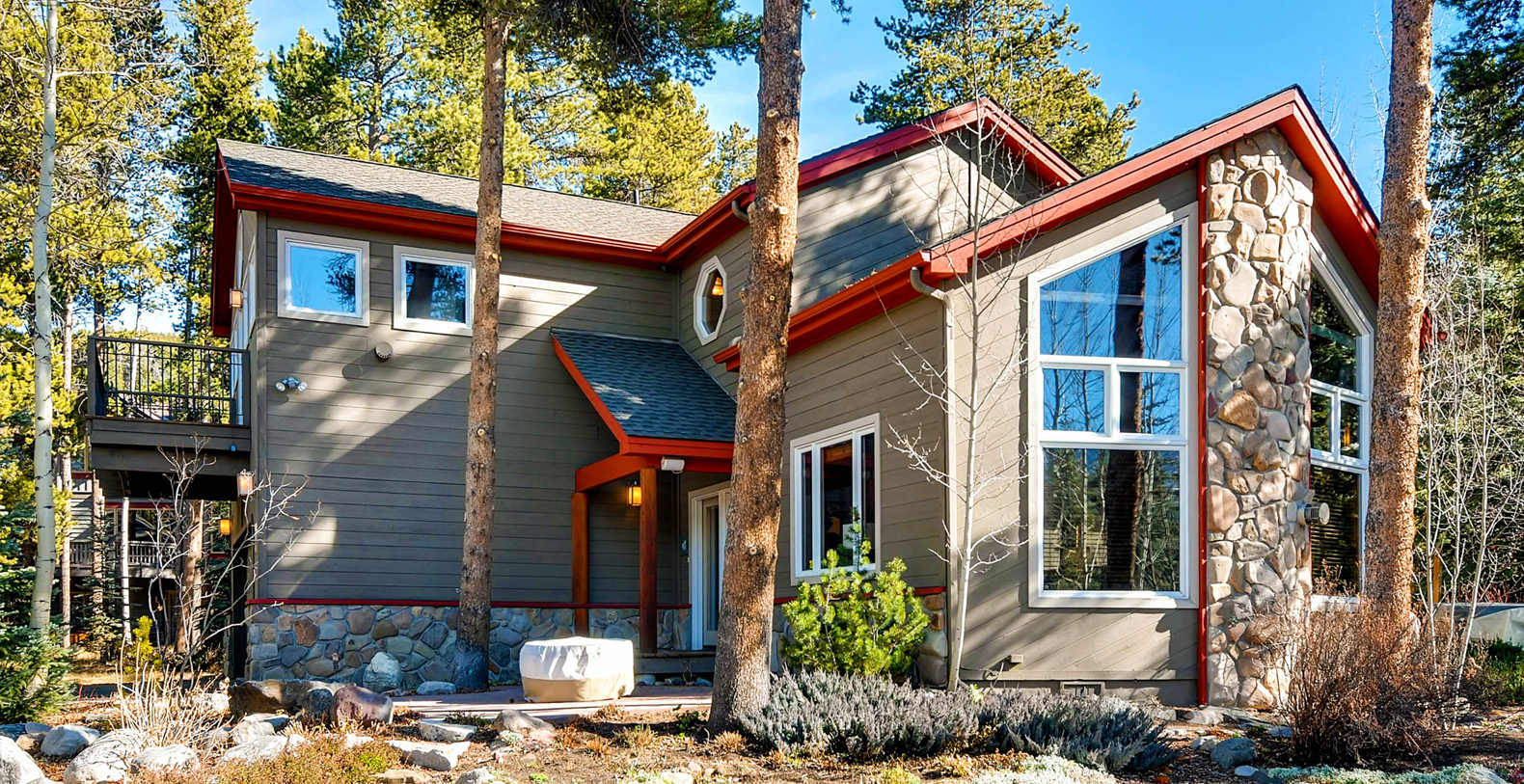 Foxtail gardens breckenridge holiday letting vacation for Cabin rentals breckenridge