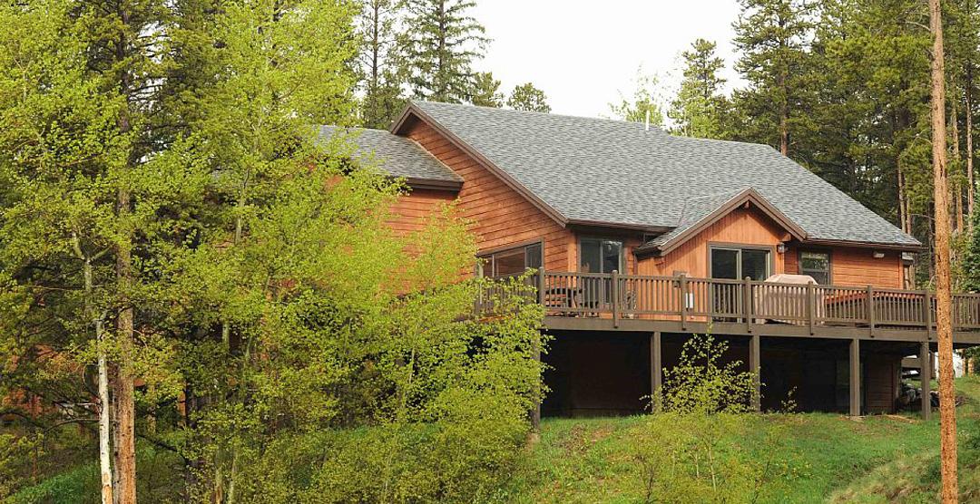 Mountain meadow breckenridge breckenridge colorado for Cabin rentals vicino a breckenridge co