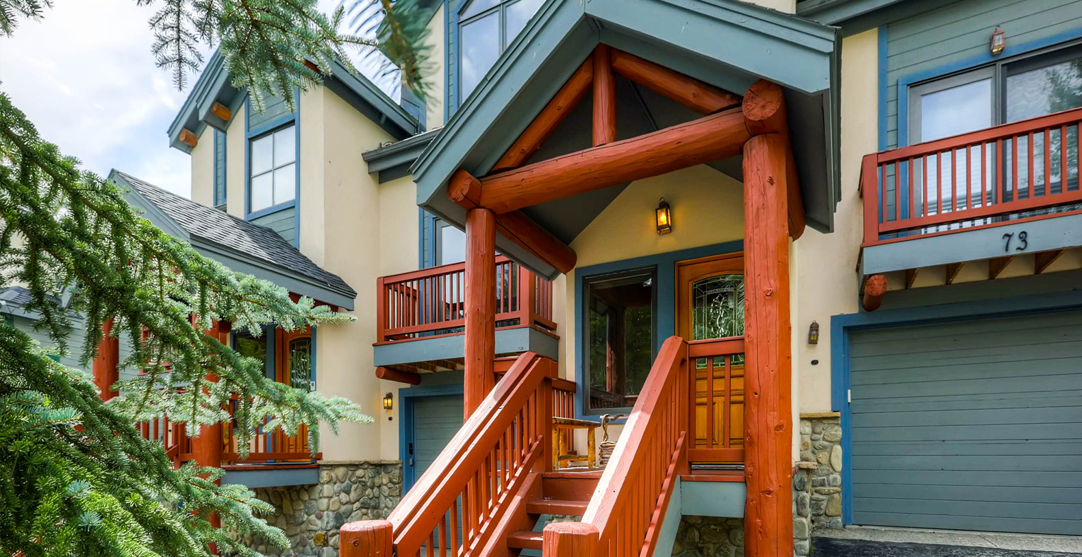 Pines 75 Townhome Breckenridge, Holiday Letting, Vacation ...