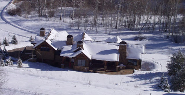 Chalet at Slopeside Snowmass ski in and out Rental Home