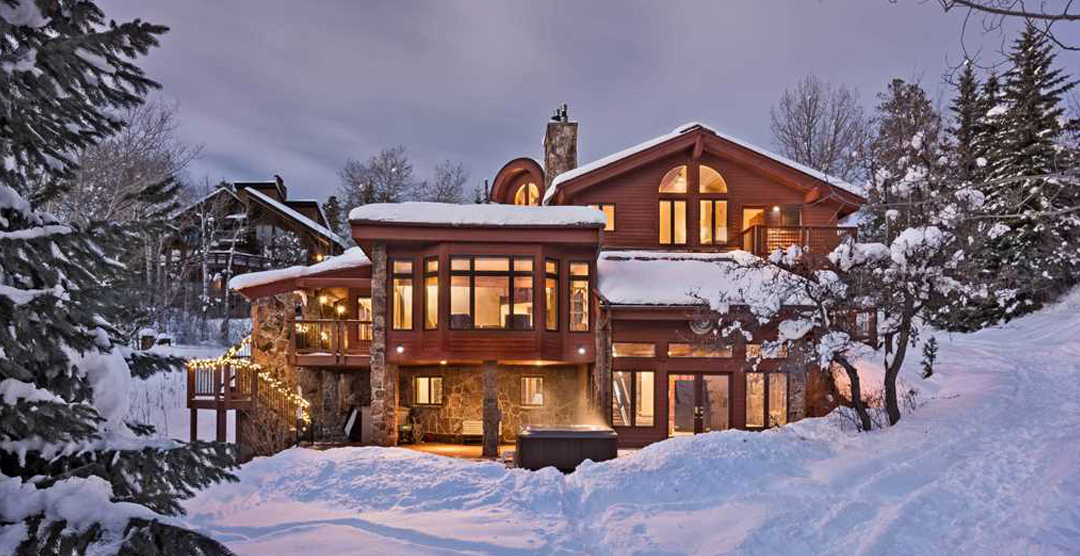 Chalet At Trails Edge Steamboat Springs Colorado Skiing