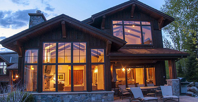 Rendezvous lodge steamboat springs holiday letting for Cabin rentals steamboat springs co