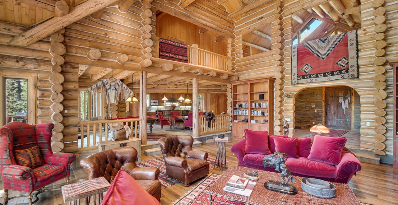 Rocky road retreat telluride holiday letting vacation for Telluride colorado cabin rentals