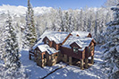 Slopeside Chalet Telluride Colorado Chalet Rental