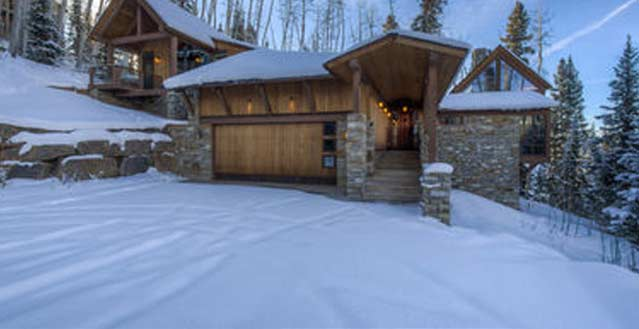 Victoria drive telluride holiday letting vacation for Telluride colorado cabin rentals