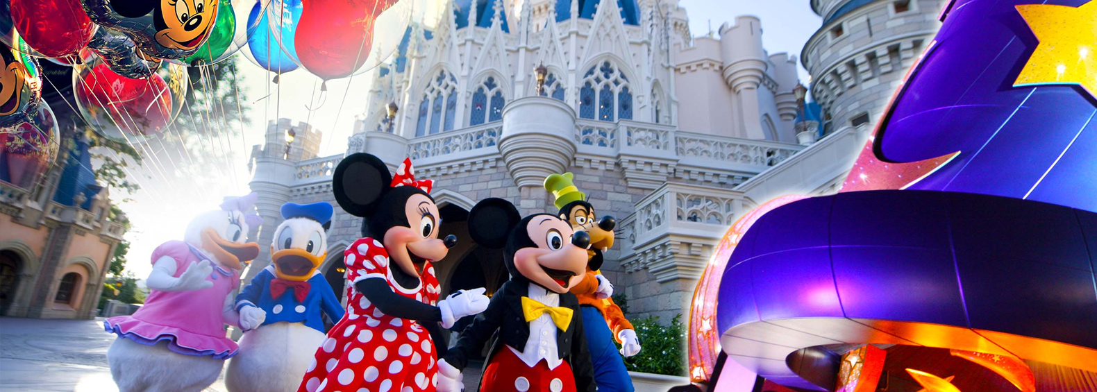 Orlando Vacation Rentals - Come Visit the Magic Kingdom