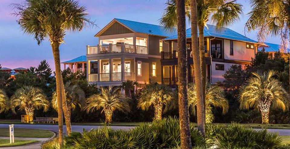 Florida Panhandle Vacation Rentals Beachfront Homes Florida