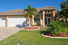 Waterways Villa Villa and Yacht Rental Holiday Home Cape Coral, Florida