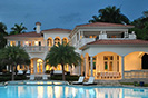 Mansion for rent in South Beach Florida