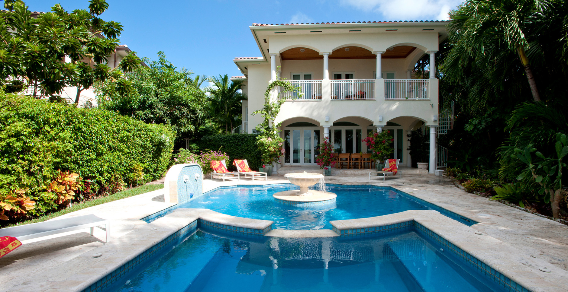 Villa Tranquility Miami Beach Vacation Rental