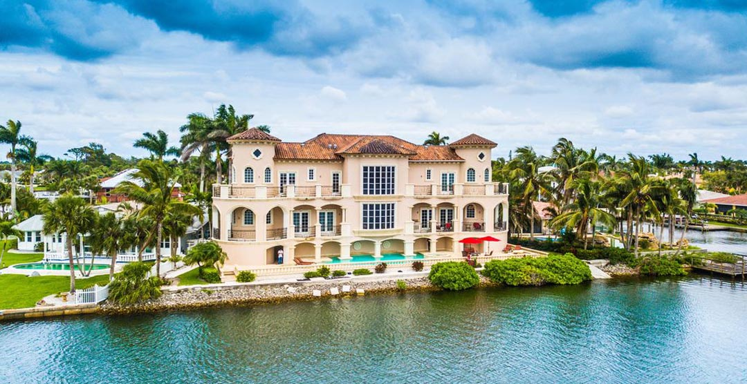 Vanderbilt Mansion Naples Florida