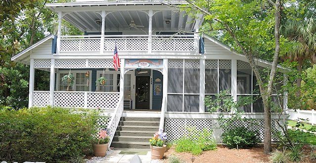 Beachview Villa St. Simons Island, Georgia Vacation Rental