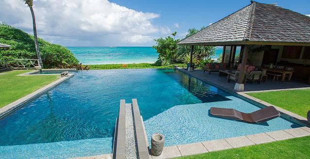 Hale Ohana O Kekai Villa Rental Oahu Hawaii