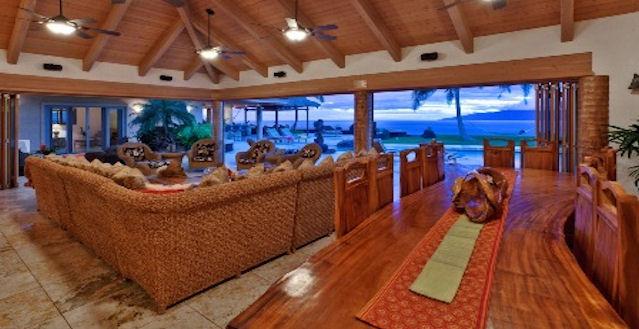 Launiopoko Villa Rental Maui Holiday Rental Maui Hawaii