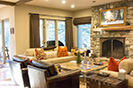 Park Circle Villa Idaho, Luxury Vacation Rental