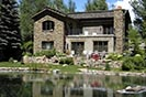 Waterfront Ketchum Idaho, Luxury Vacation Rental