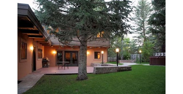 Edelweiss Estate Sun Valley Idaho, Luxury Vacation Rental
