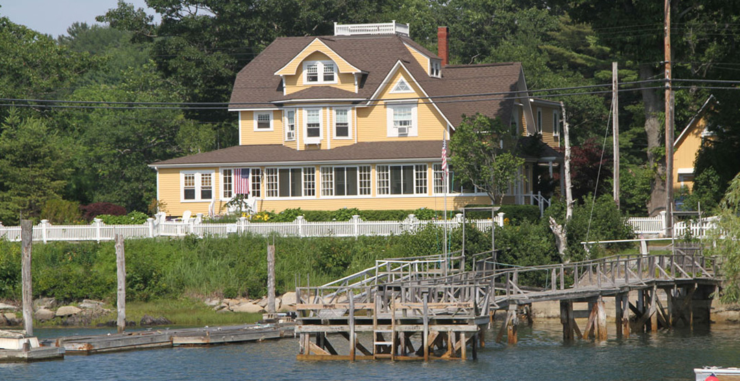 Summer Cottage Kennebunkport Maine Holiday Rental In