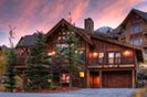 Alpine Meadows Chalet 2 Silver Star Montana Holiday Letting