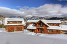 Luxury Lodge Rental Latigo Lodge Montana, Latigo Lodge Montana Holiday Letting