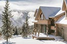 Luxury Lodge Rental Mountain View Chalet Montana, Mountain View Chalet Holiday Letting