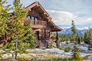 Spanish Peaks Homestead Cabin 2 Montana Holiday Letting