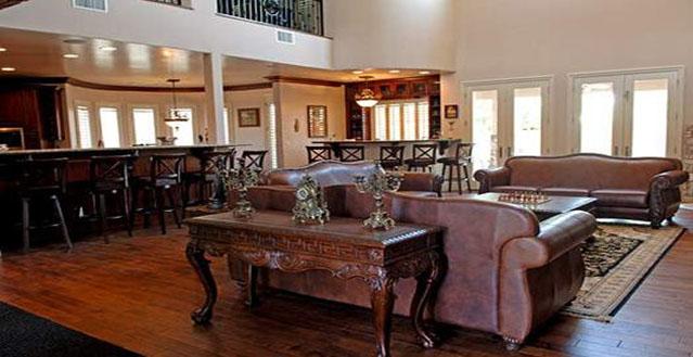 Las Vegas Luxury Mansion Rental Las Vegas Strip Holiday Accommodations Large Vegas Estate