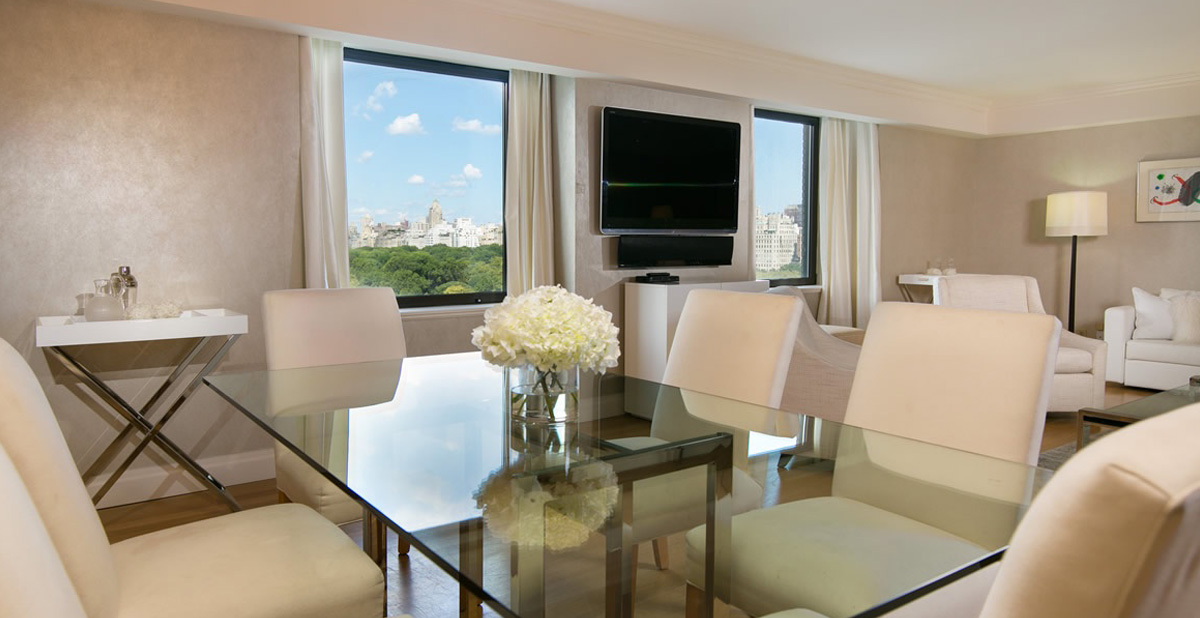 Central Park South New York Luxury Vacation Rental