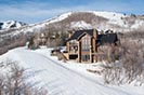Pioche Ski Home Utah Luxury Chalet Rental