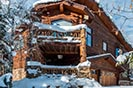 Red Pine Lodge Utah Luxury Chalet Rental