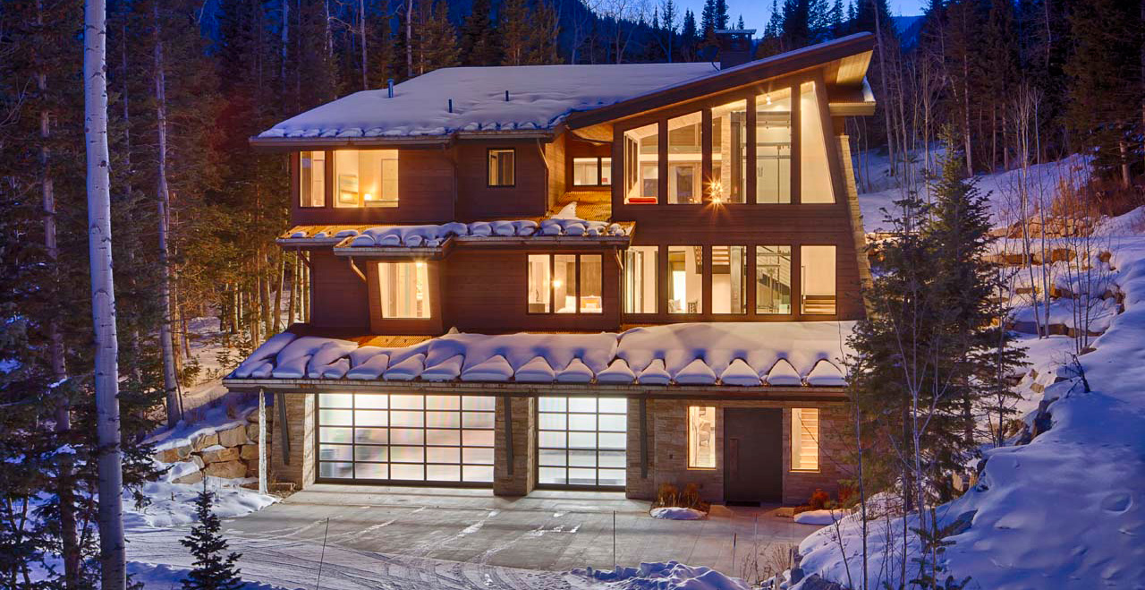 White Pine Retreat South Park City Holiday Letting