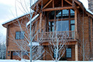 Big Red Cabin Vacation Rental Wyoming