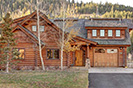 Cushman Cabin Vacation Rental Wyoming