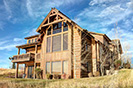 Eagle's Landing Cabin Vacation Rental Wyoming