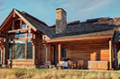 Moose Cabin Vacation Rental Wyoming