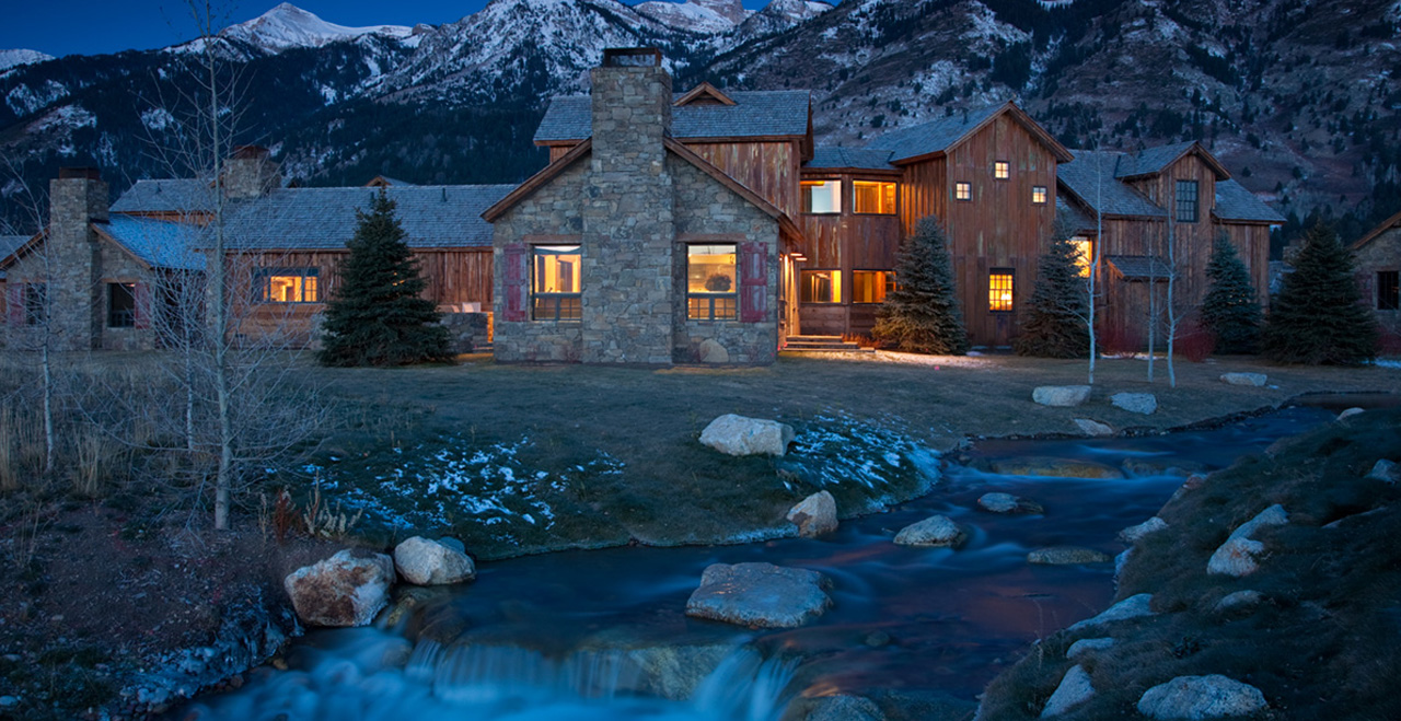 Shooting Star Cabin 16 Teton Village Holiday Letting