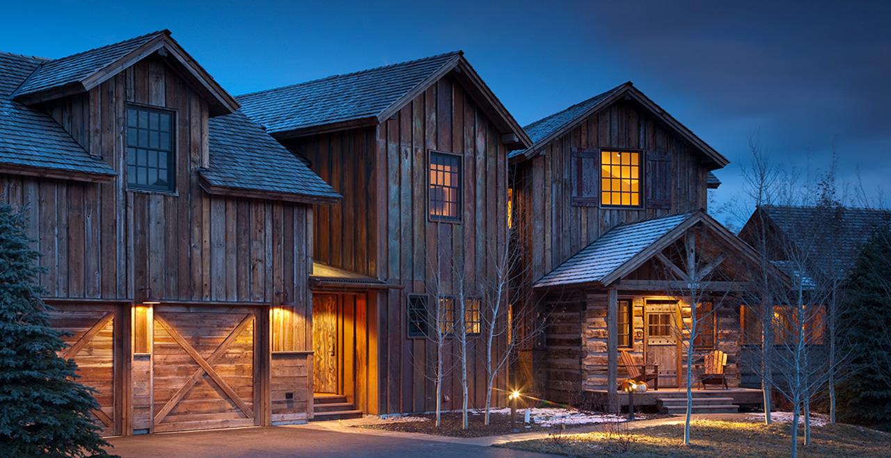 Shooting star cabin 16 teton village holiday letting for Teton cabin rentals