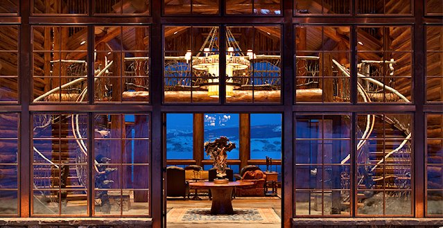 Philips Ridge, Vacation Rental Jackson Hole Wyoming
