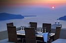Accommodation Santorini with Sea Views