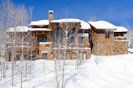 Treehouse on West Fork Snowmass Colorado