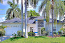 Cape Coral Florida Waterfront Rental with Boat